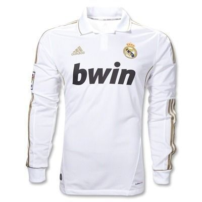 c53554f5d Camiseta Real Madrid Manga Longa - PlaySport