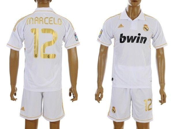 Fardamento Real Madrid